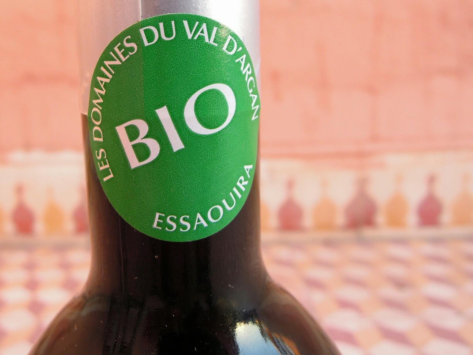 Bio-Wein, Marokko, organic17