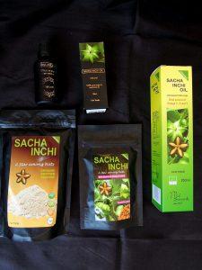 Bergnuss Sacha Inchi Produktpalette Mai Savanh Lao organic17