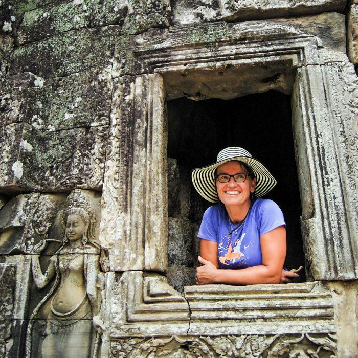 Angkor Tempel Sonja Titelbild