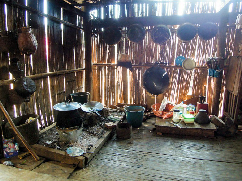 Küche Laos kulinarisch