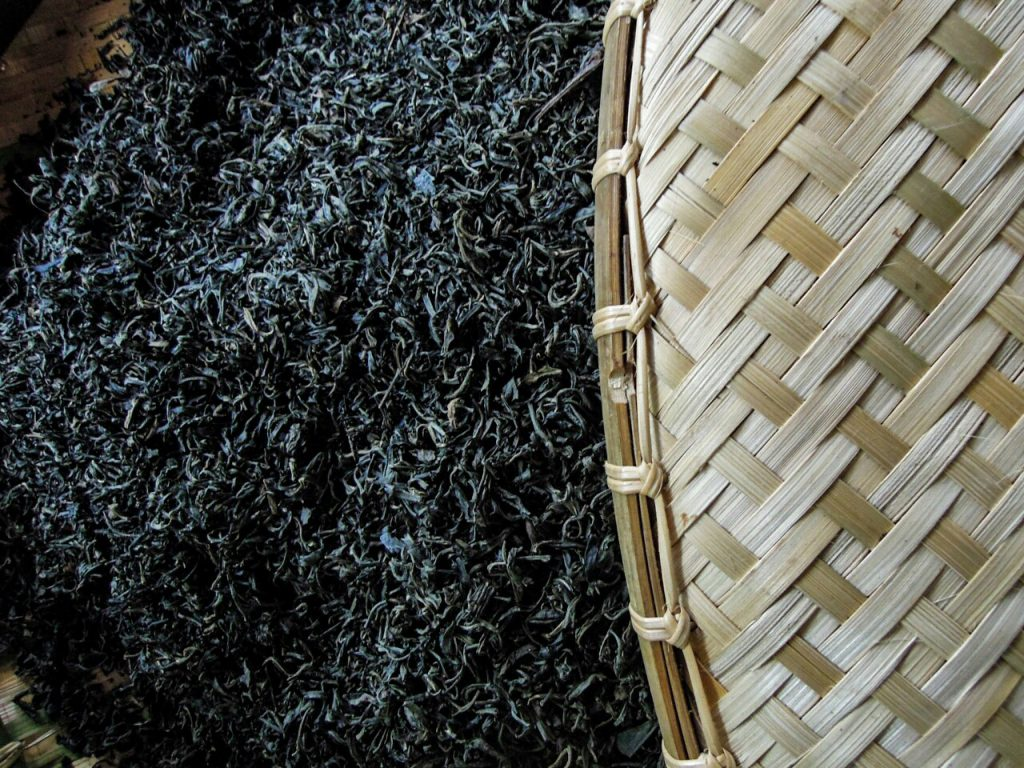 Schwarzer Tee Schwarztee organic Bolaven Laos