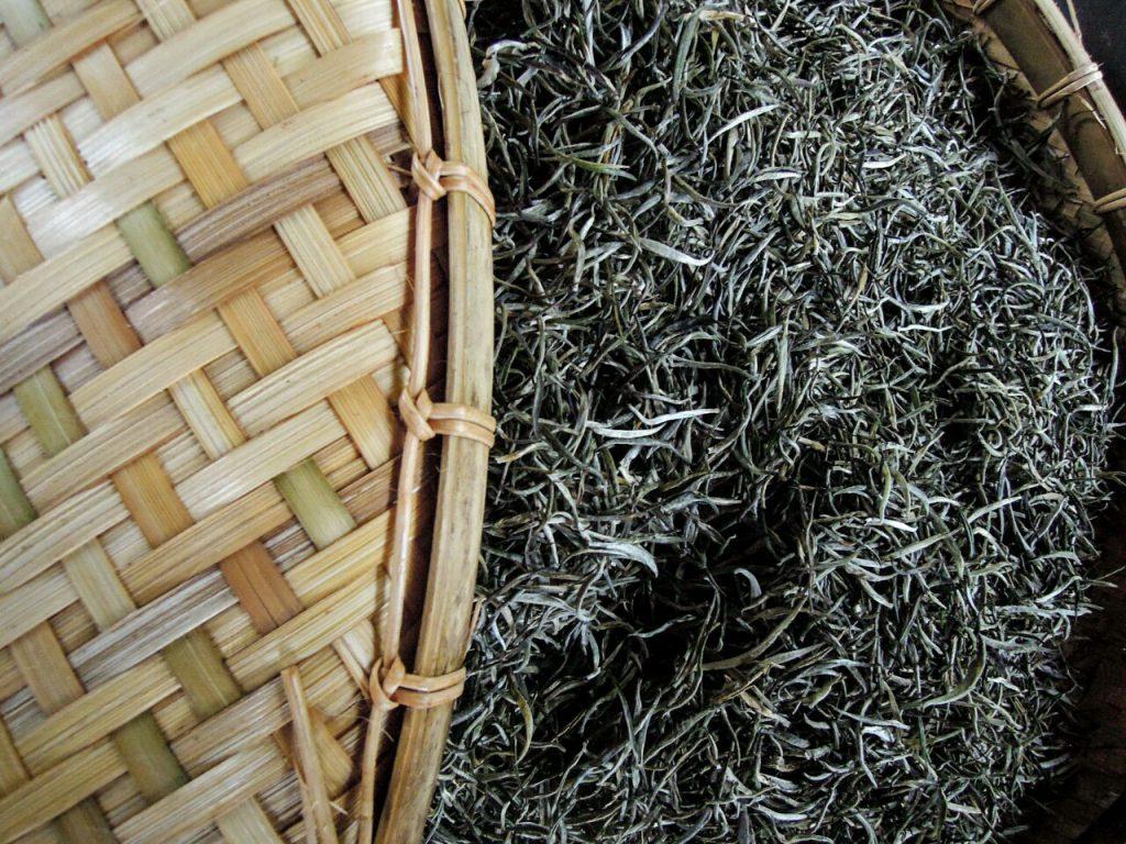 Weisstee organic Bolaven Laos