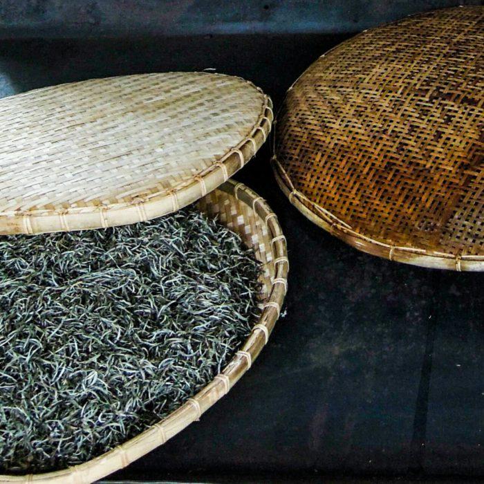 Bio-Weisstee Bolaven Laos