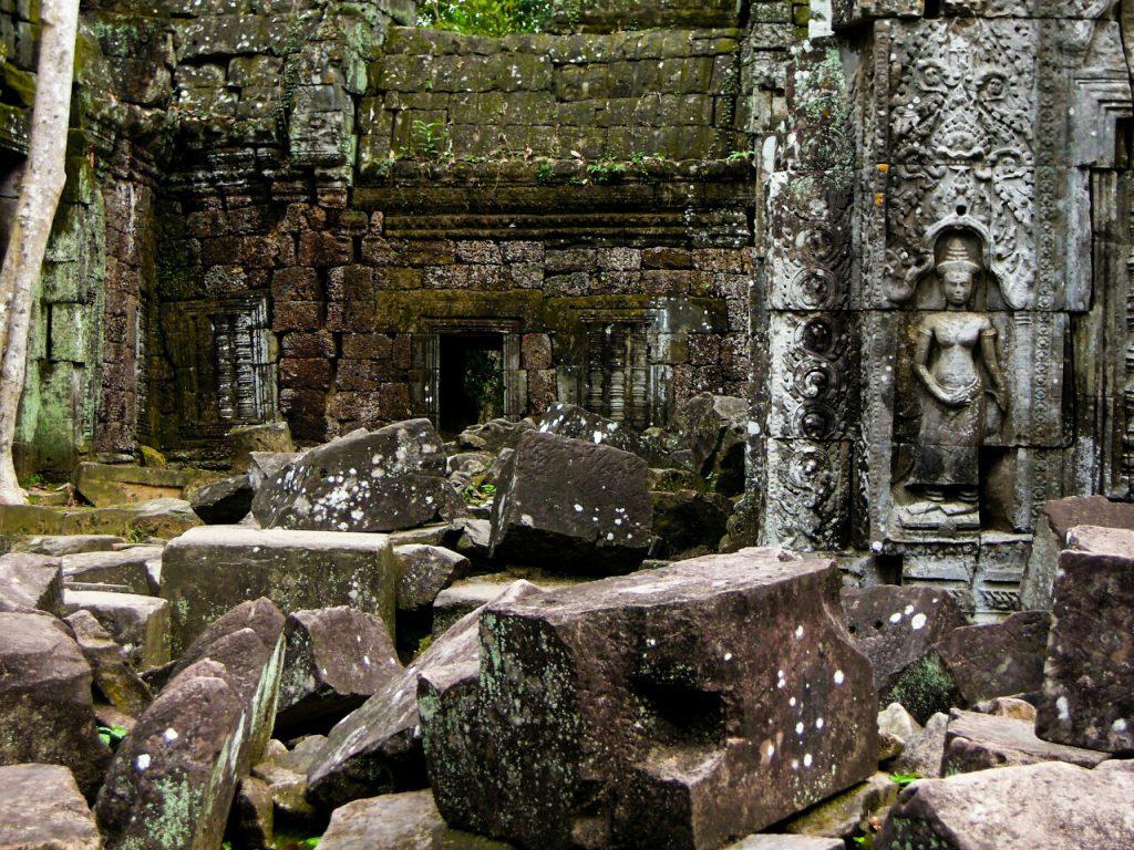 Angkor Tempel Khmer Kambodscha