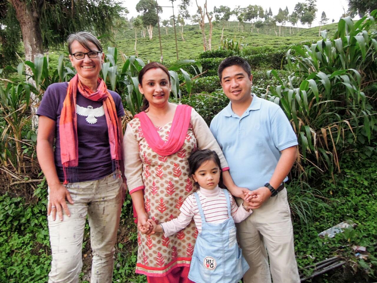 Familie Rai von Amairah's Home
