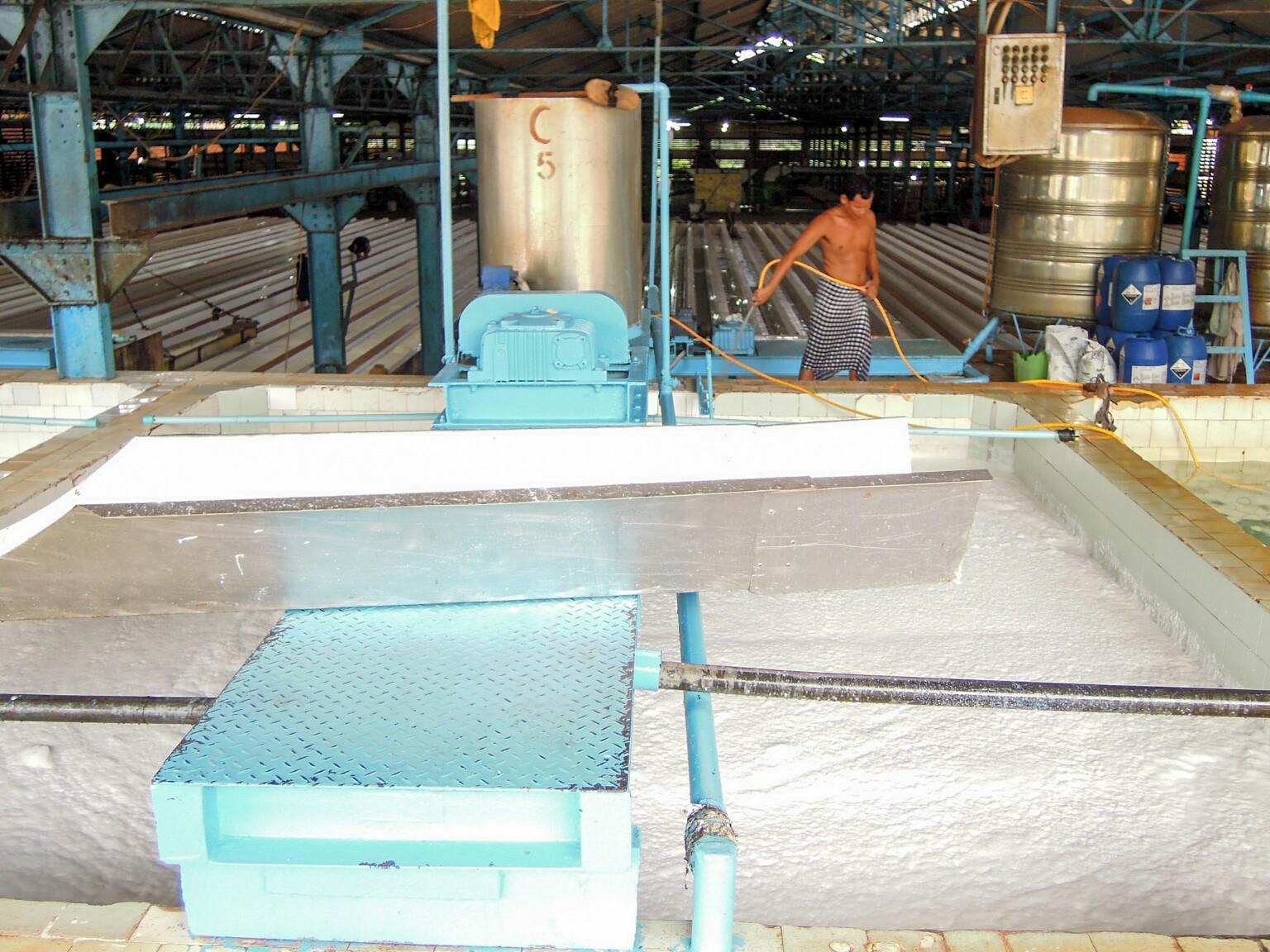 Kautschuk Fabrik Kompong Cham organic17