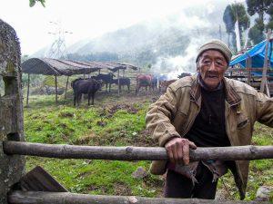 Biobetrieb Sam Tching Lachungpa in Lachung (c) Reinhard Gessl