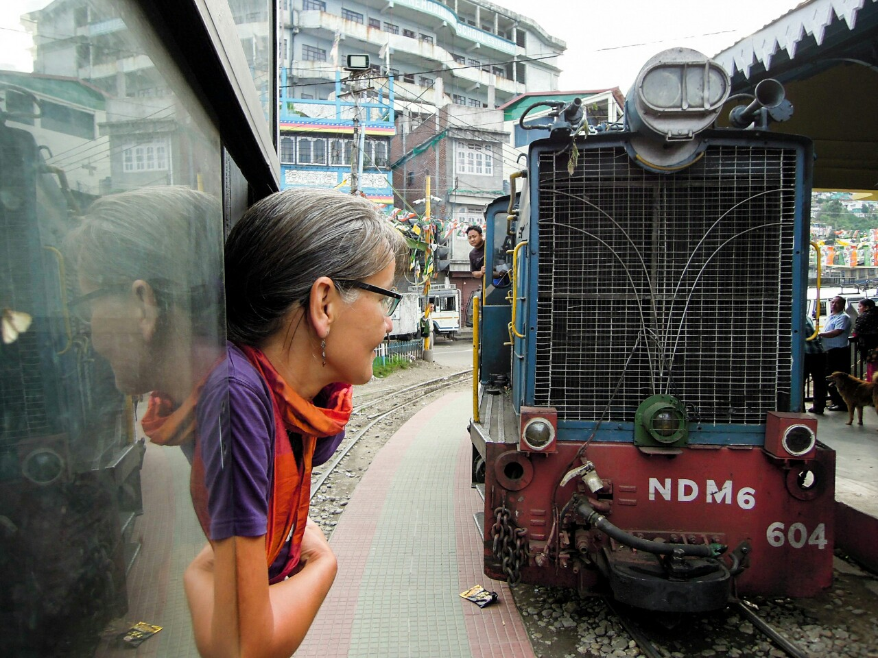 Darjeeling Himalayan Railway (c) Reinhard Gessl organic17.org