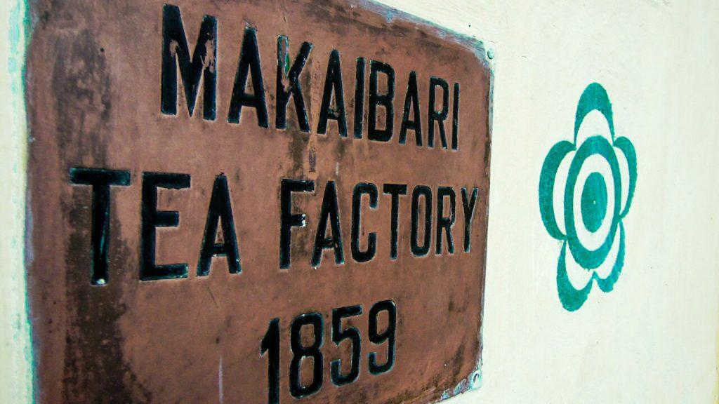 Darjeeling Tee Makaibari est 1859 (c) Reinhard Gessl