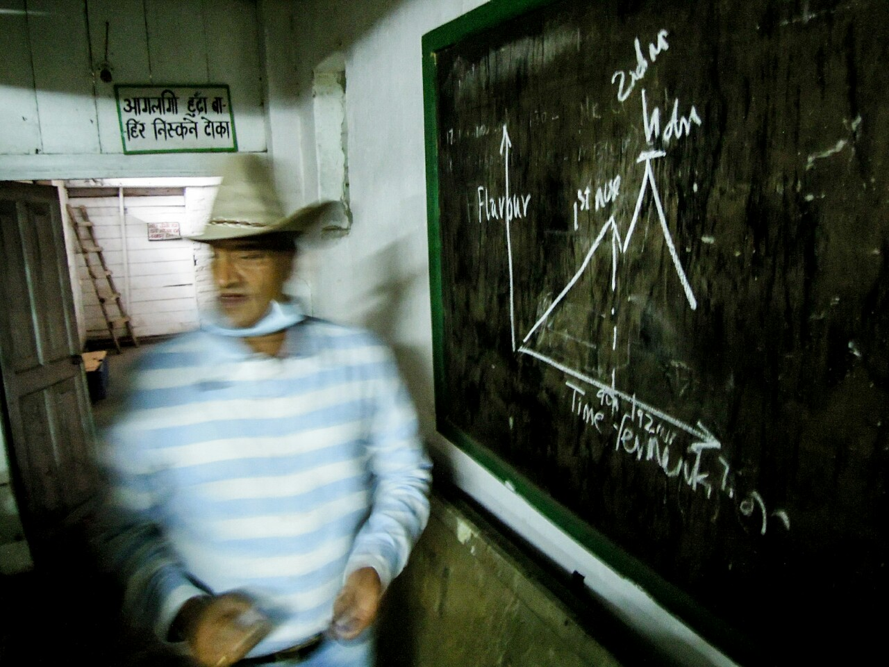 Darjeeling Tee biodynamisch Makaibari Rajar Banerjee (c) Reinhaard Gessl