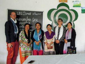 Darjeeling Tee biodynamisch Makaibari Fairtrade (c) Reinhard Gessl