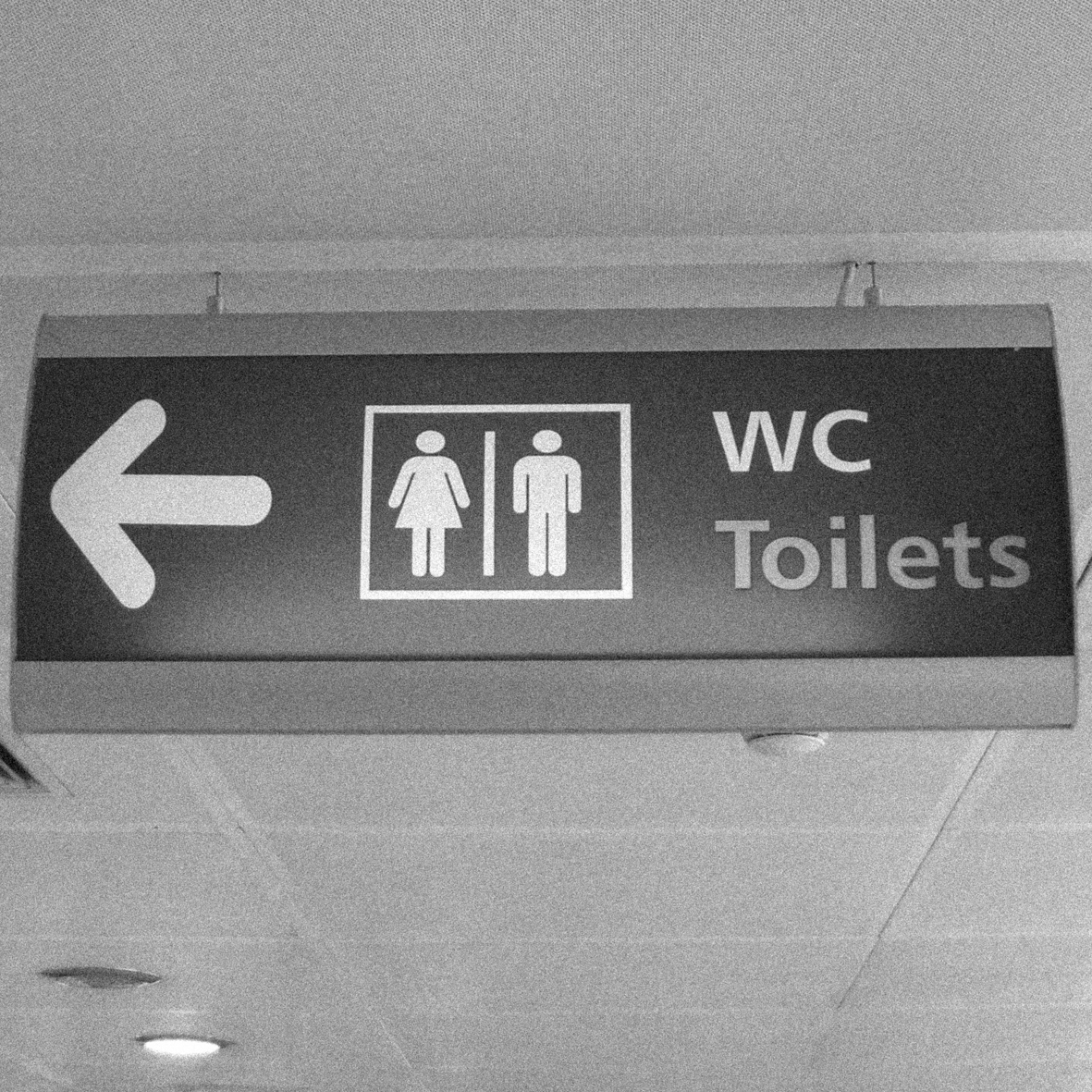 WC Airport New Delhi