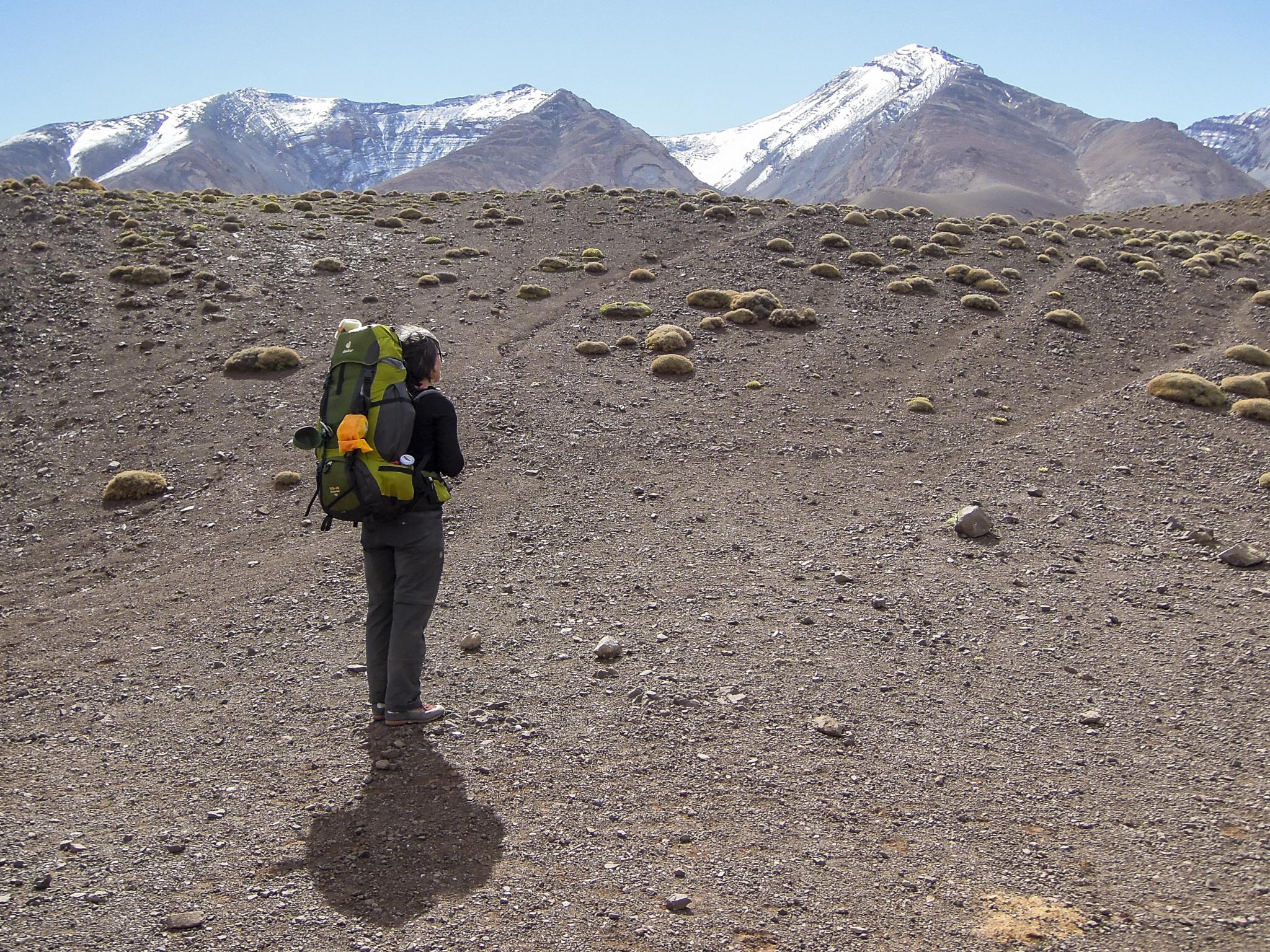 Forschungs-Sabbatical organic17 Hoher Atlas Marokko Trekking