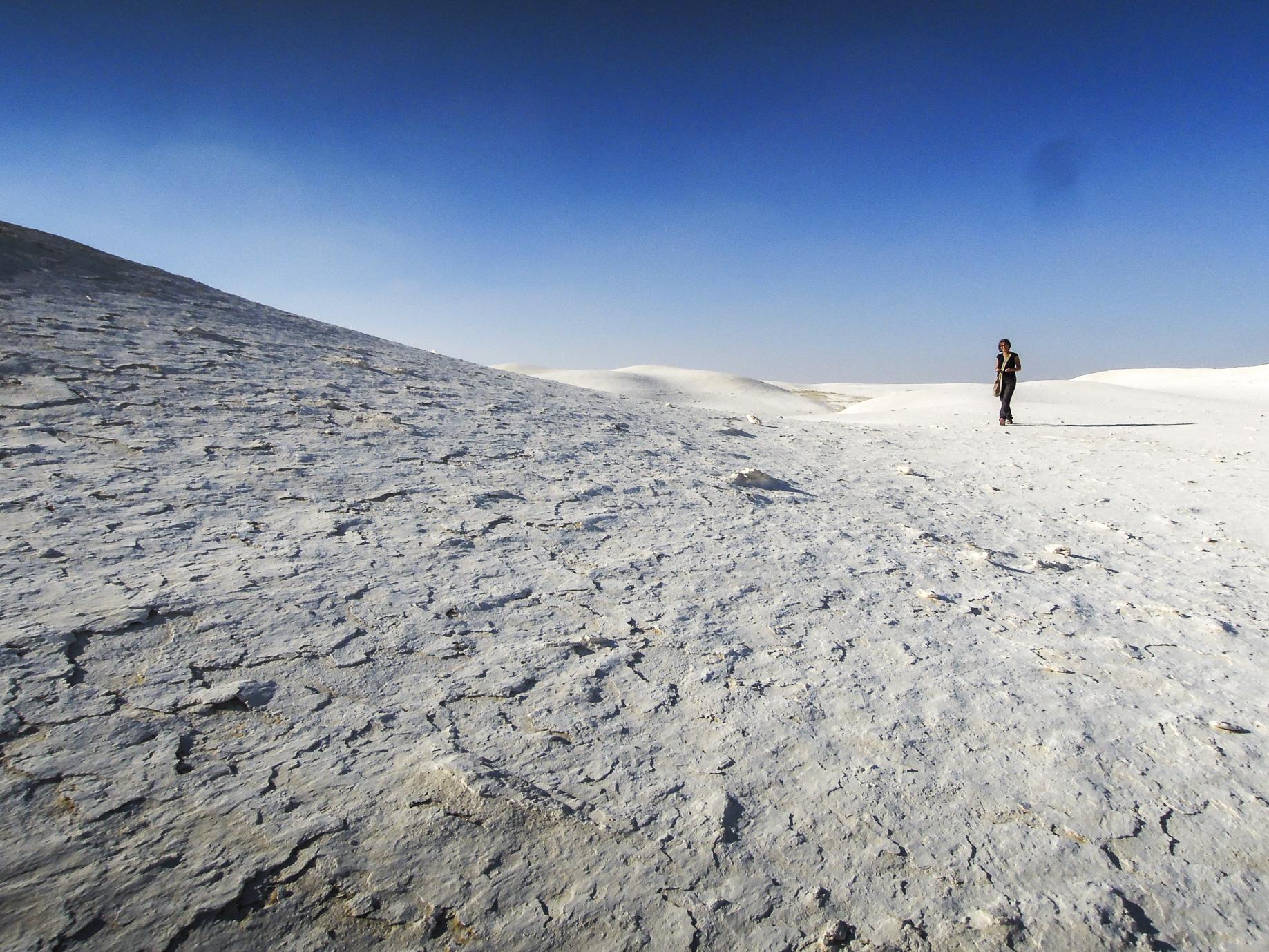 Weiße Wüste, Sabbatical, organic17