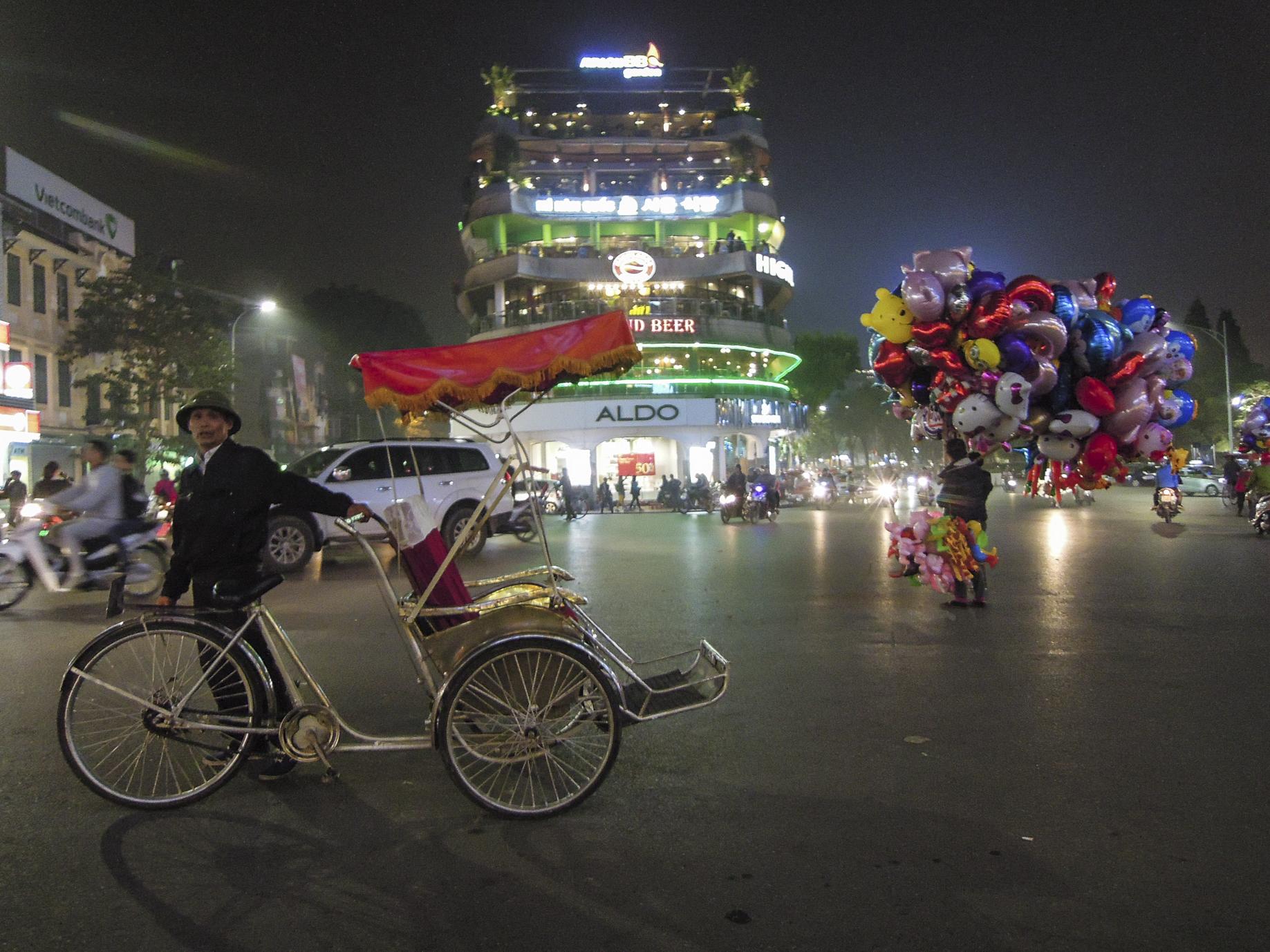 Hanoi, Vietnam, Sabbatical, organic17