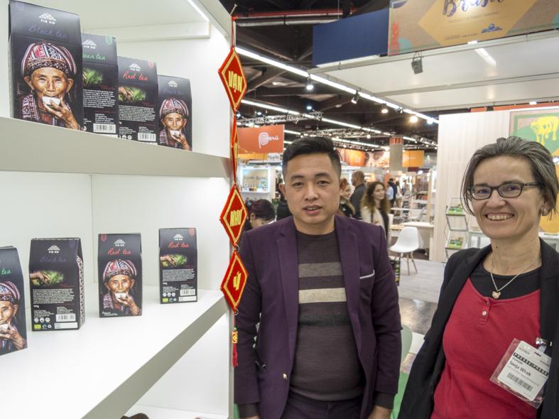 Biofach Fin Ho Vietnam organic17