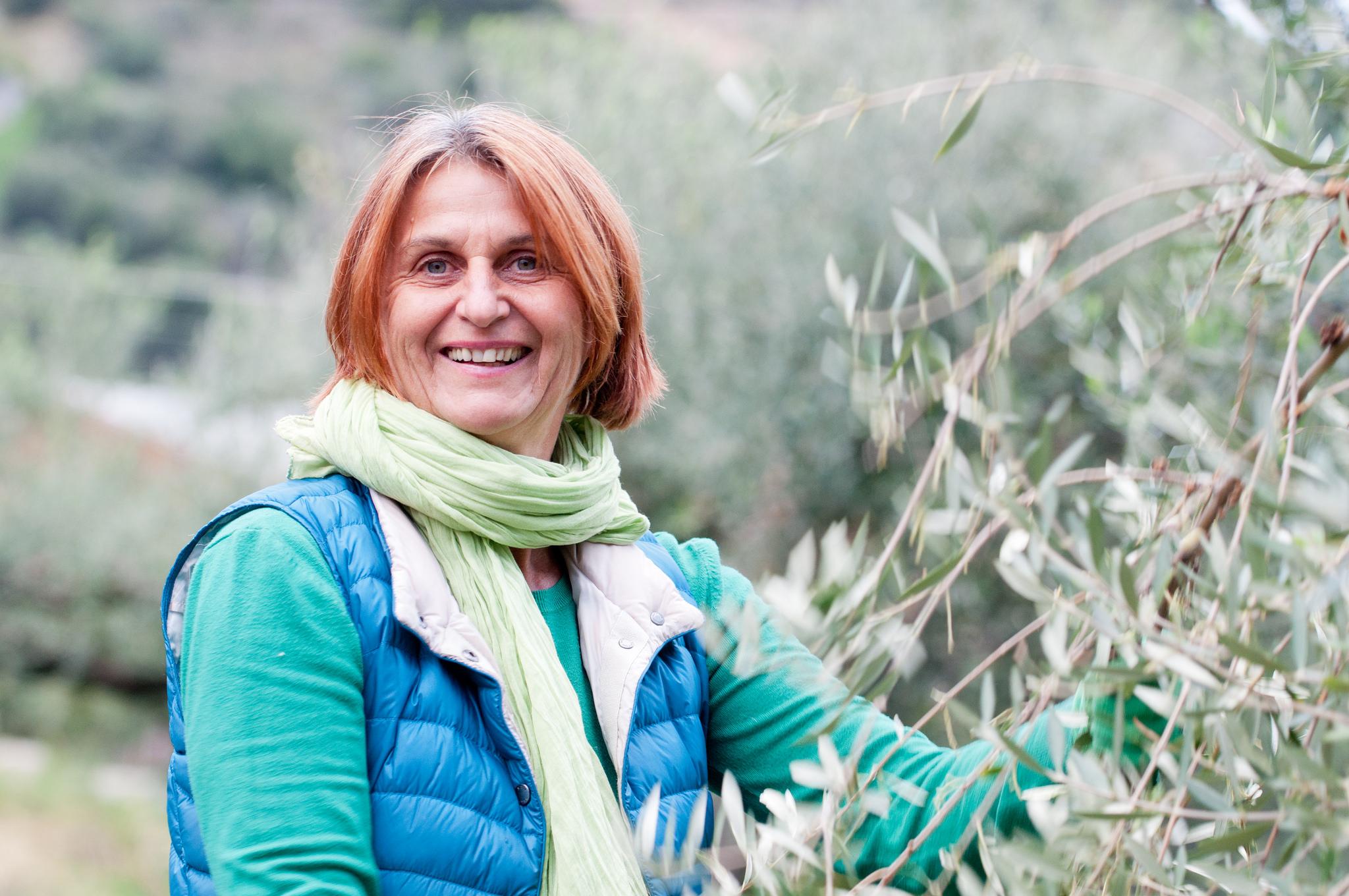 Mani Bio-Olivenöl Burgi Bläuel Olivenernte Koroneiki-Oliven