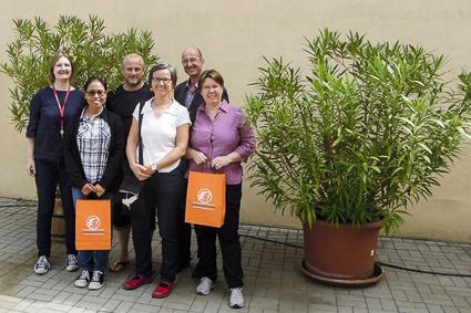 Landgarten, organic 17, Michael Schneider, Mai Savanh Lao, Alexandra Pohl, Claudia Nichterl, Reinhard Geßl, Sonja Wlcek