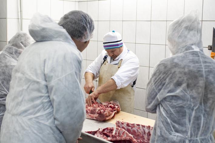 Bio-Schnitzel, Biohof Mitteregger, organic17
