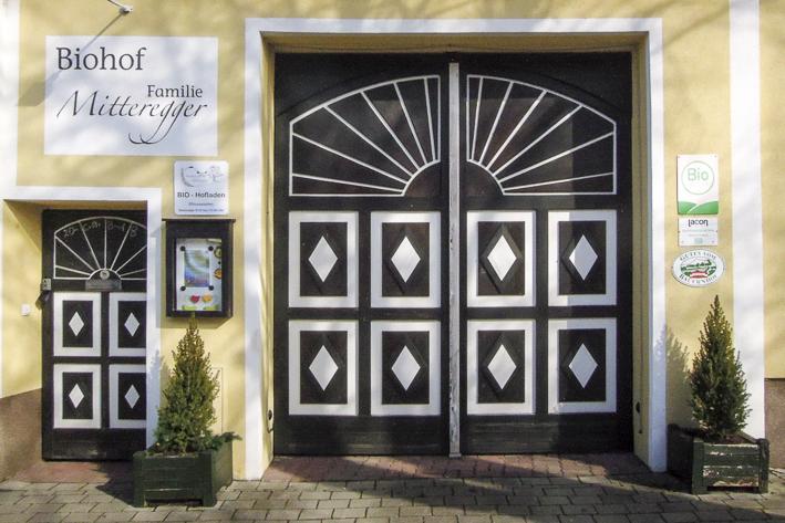 Bio-Schnitzel, organic17, Biohof Mitteregger, Bad Fischau