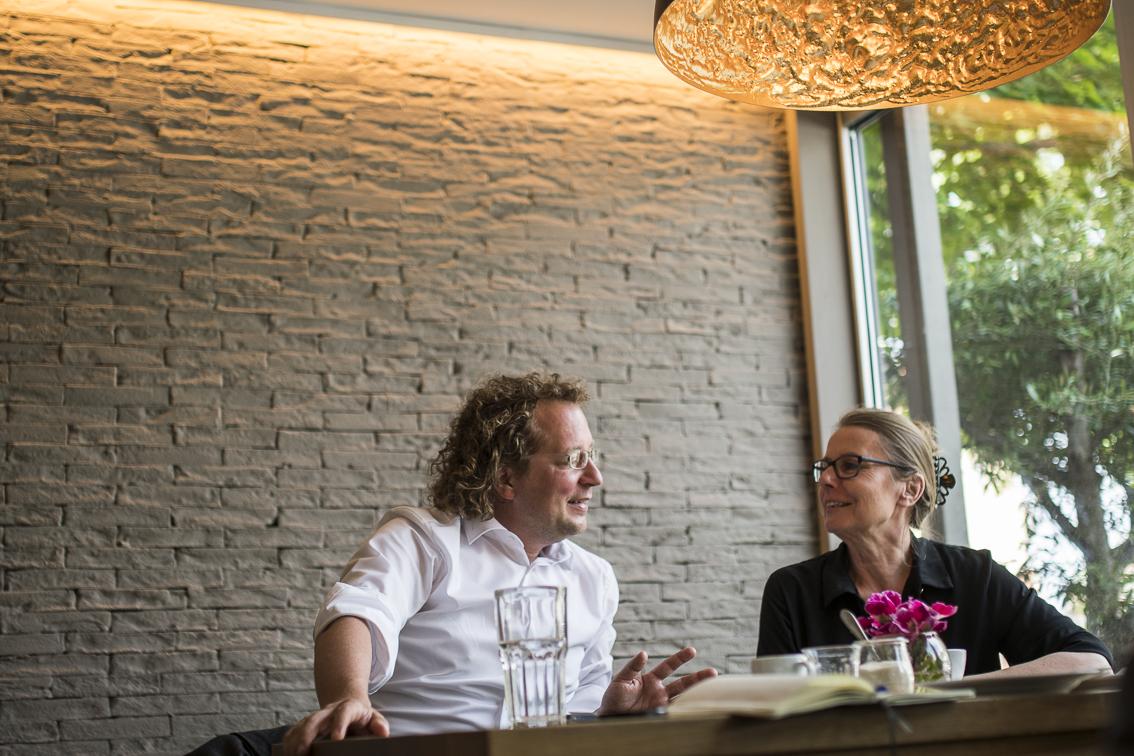 Bio-Restaurant Sabine Brand-Lässig Christian Eichert