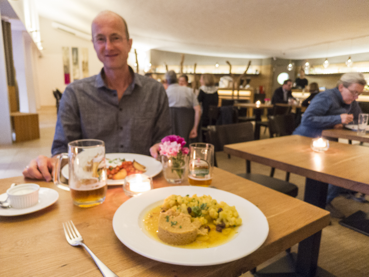 Bio-Restaurant Lässig Stuttgart Vetarische Speisen organic17