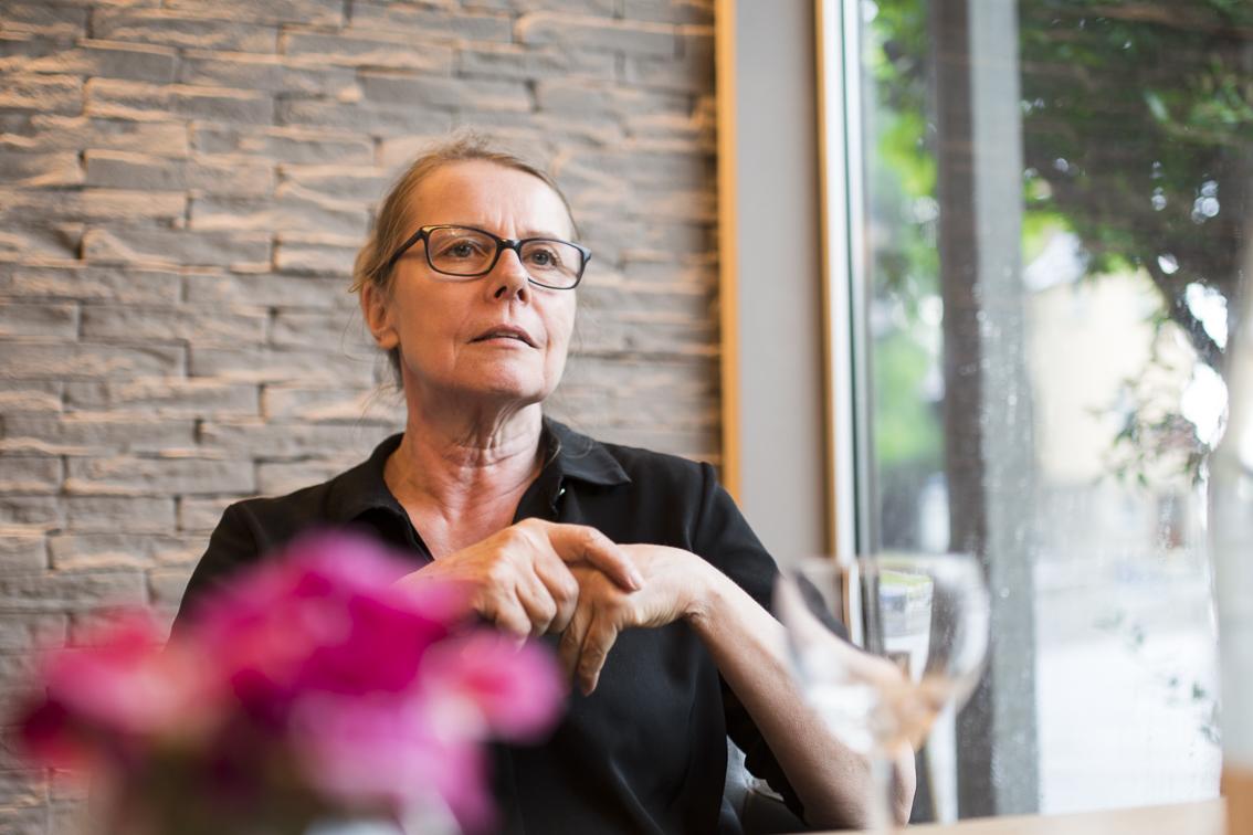 Bio-Restaurant-Betreiberin Sabine Brand-Lässig, organic17